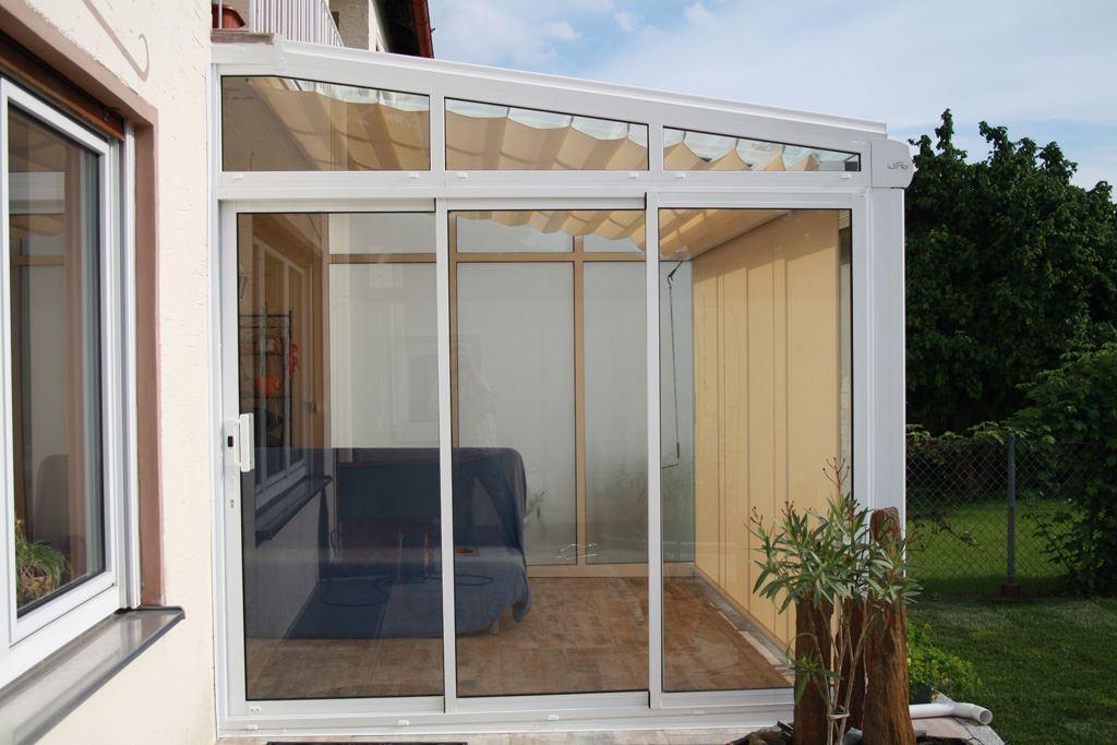 raffstores von mayr sonnenschutz f r wintergarten terrassendach. Black Bedroom Furniture Sets. Home Design Ideas